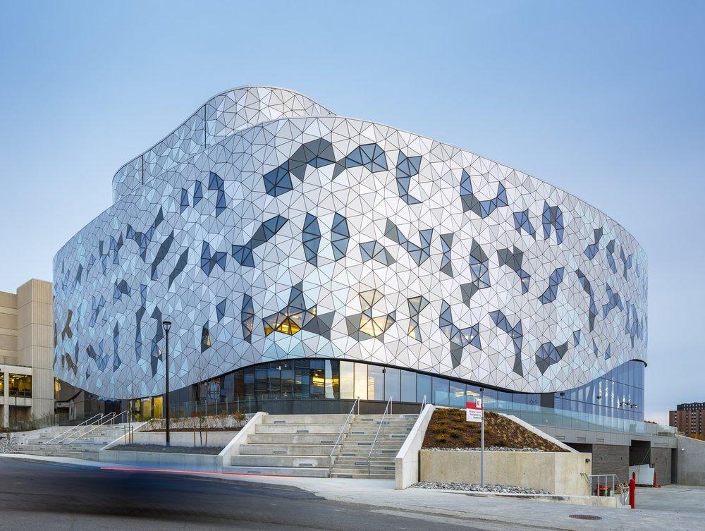 Bergeron Blockchain Centre for Certification at YorkU in Toronto
