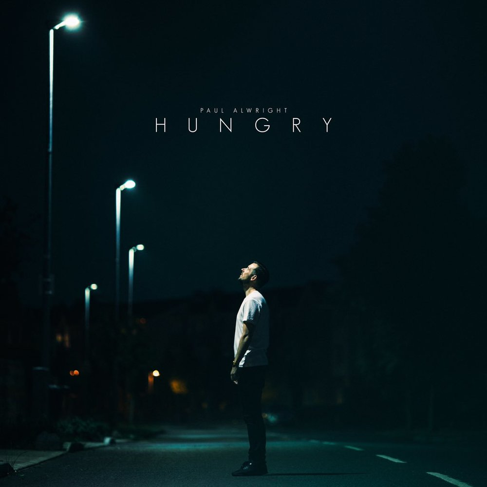 "Paul Alwright - ""Hungry"""