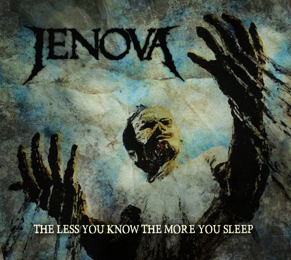"Jenova - ""The Less You Know, The More You Sleep"""