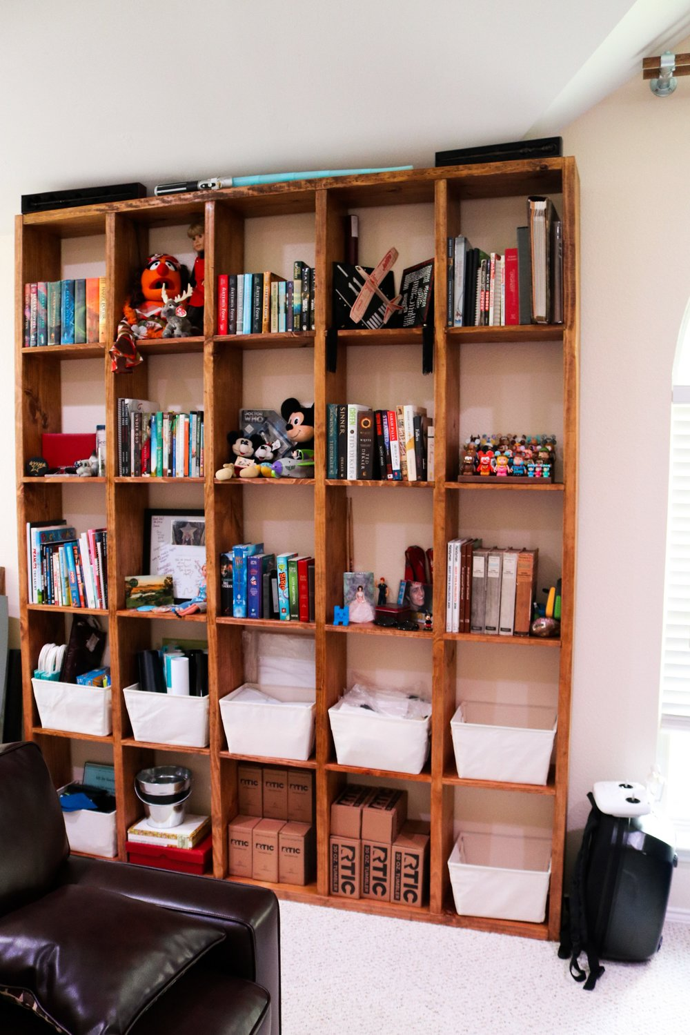 The Bookcase!