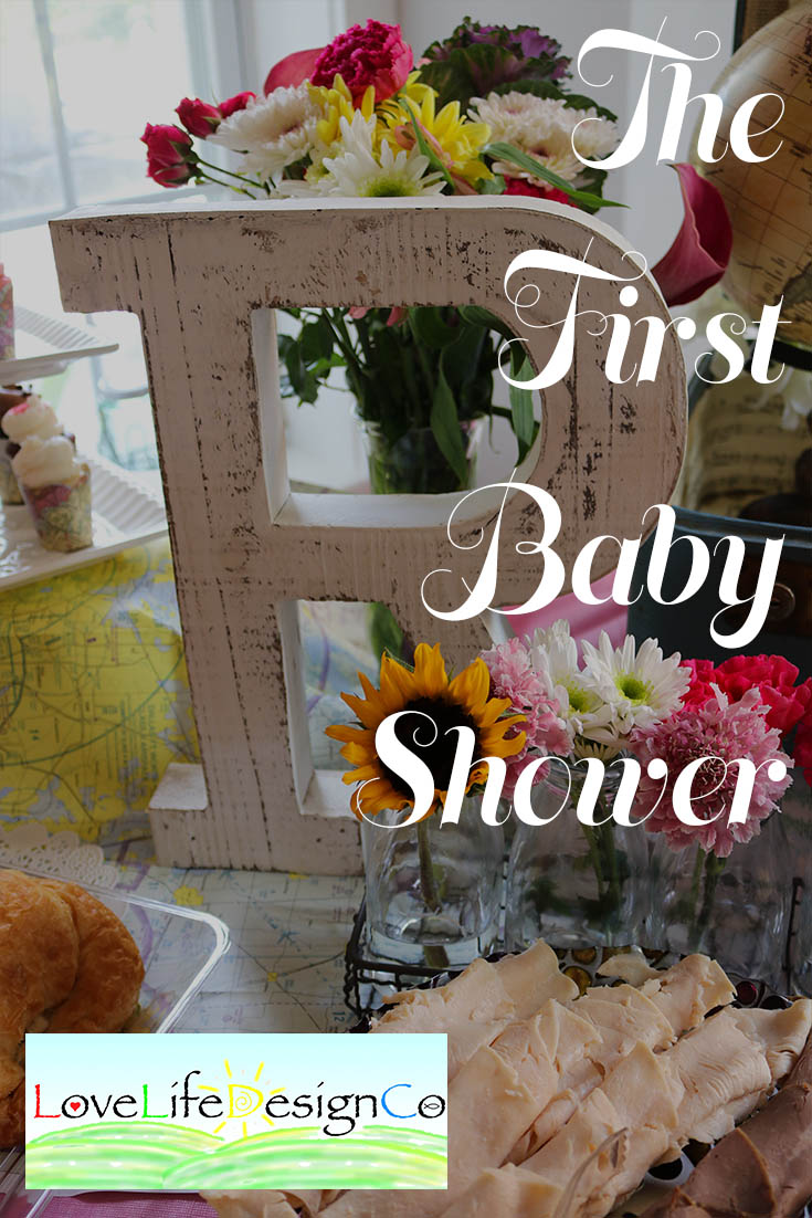 The First Baby Shower