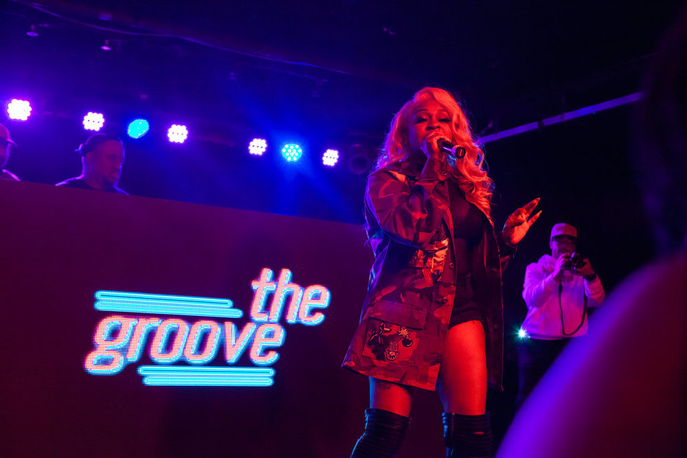 THE GROOVE: (2 Year Celebration) (feat. Lil' Mo) (04.27.18)