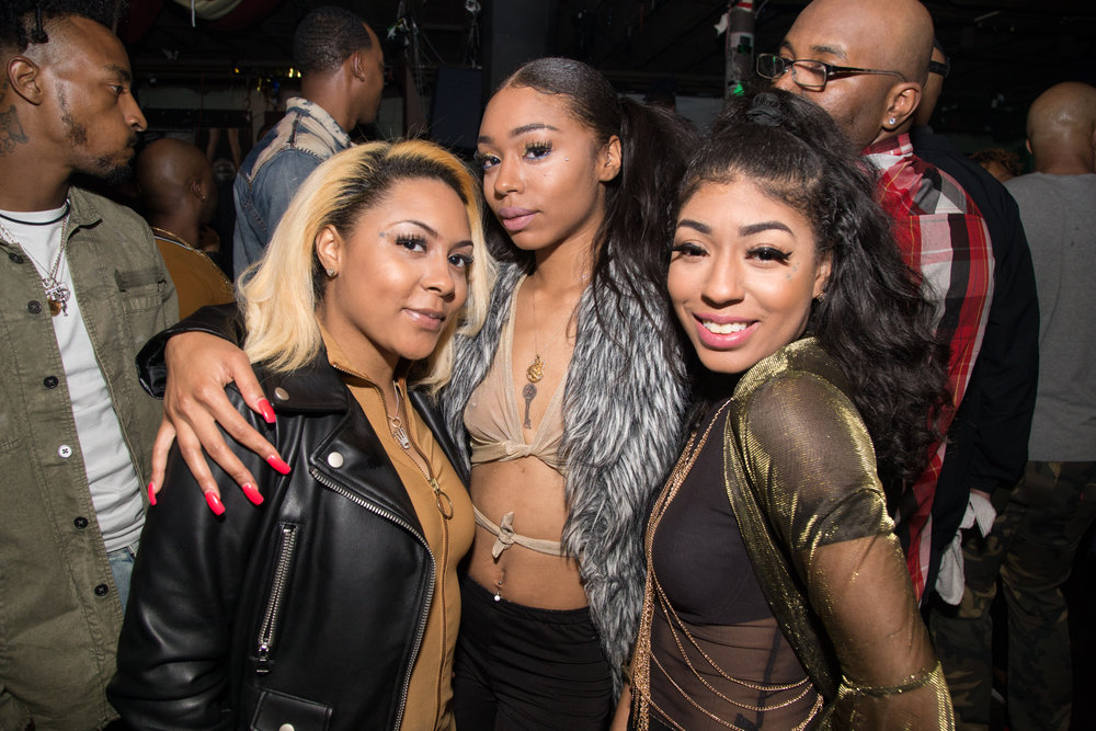 THE GROOVE: R&B ALL ANIGHT (03.22.19)