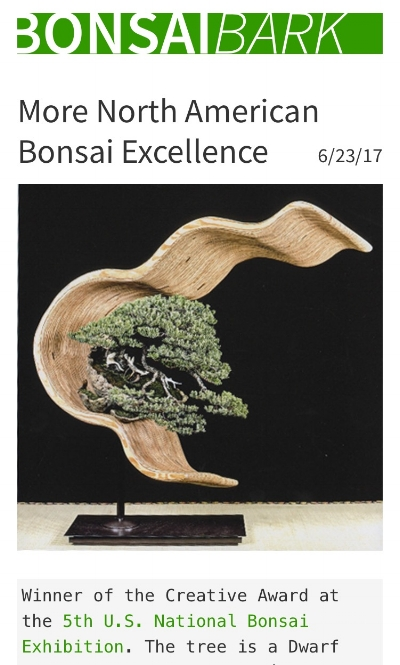 Click on image to go to BonsaiBark online article.