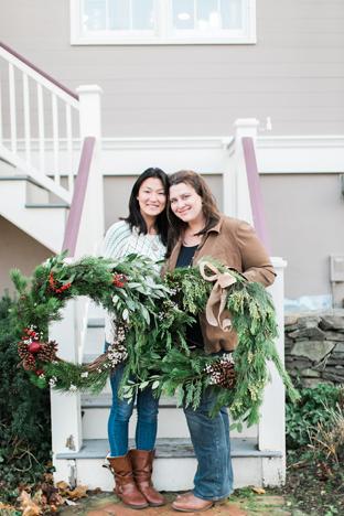 Wild Wreath Workshop