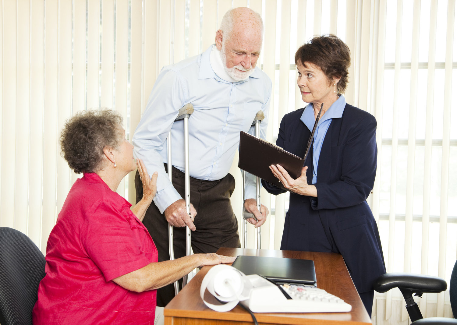 Should Hire a Personal Injury Attorney