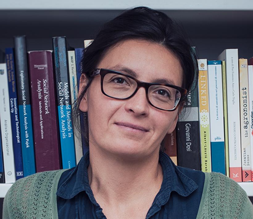 Dr Elisa Giuliani