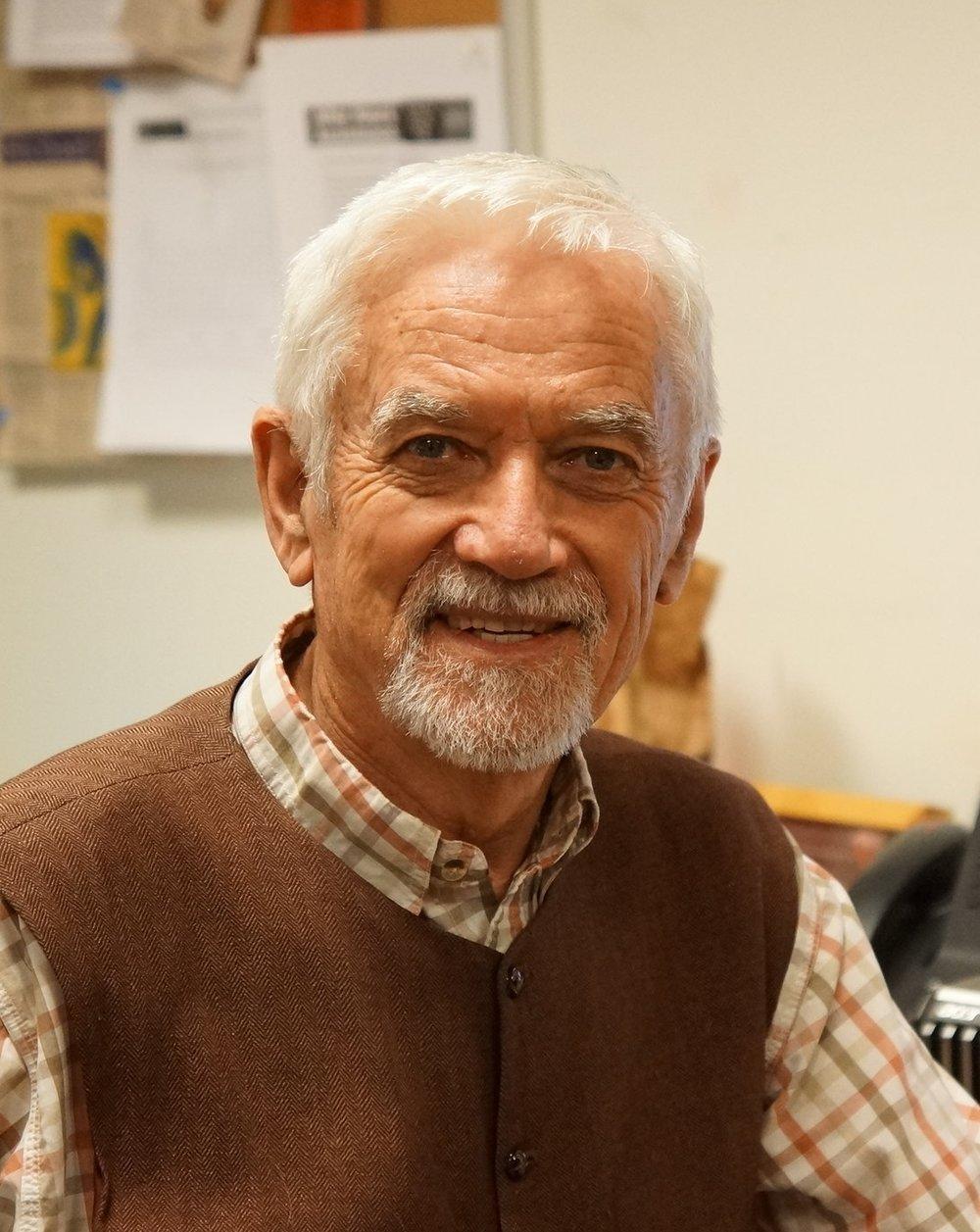 Professor John Webb