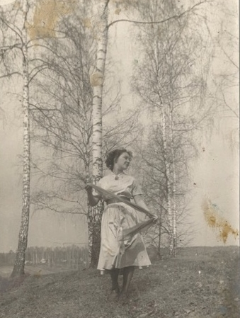 Marina photo by Irina VitmanZagoryanka1961