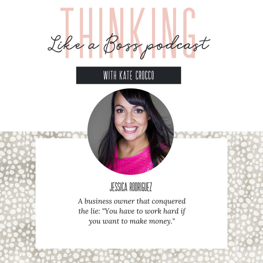 Jessica Rodriguez is the founder of The Day Dream Achiever and Business Strategist with an unapologetic mission to help purpose-driven coaches and strategists increase their profits, without increasing their work hours, through scalable offers and funnels.
