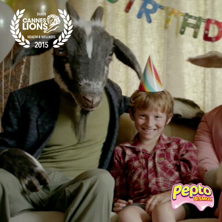 Boy Raised by Goats - Pepto webfilm