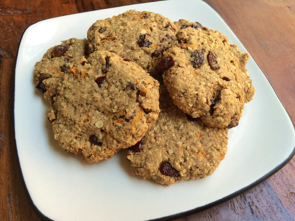 wow breakfast cookies