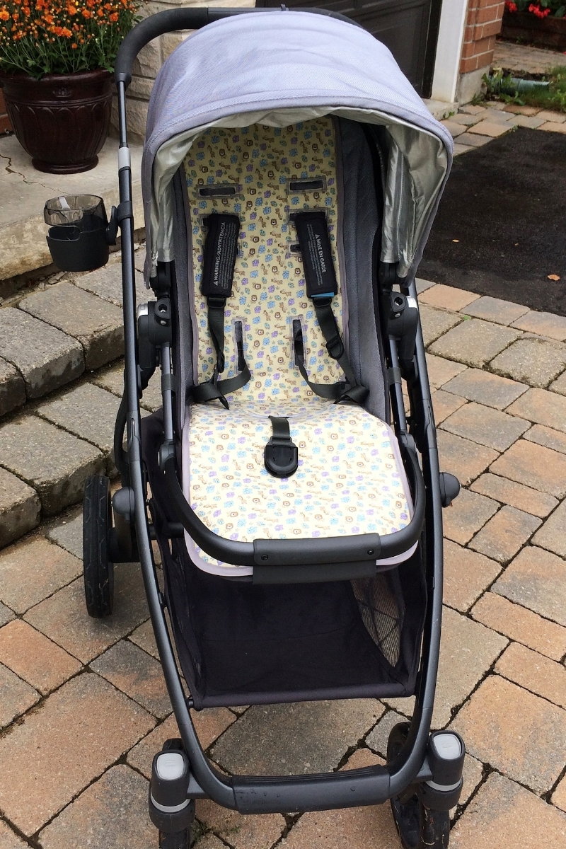 DIY Stroller Liner Uppababy Vista