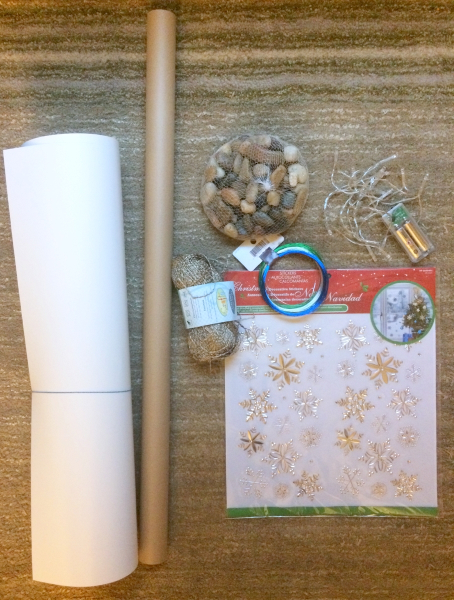 Dollar store DIY supplies