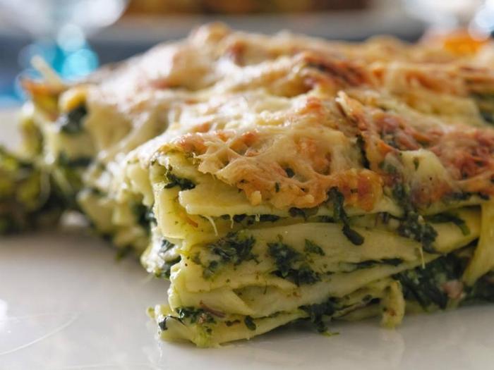 Shamrock Lasagne