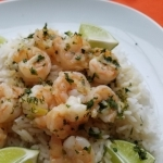 2. Coconut Lime Shrimp (30 minutes), from Le She Style A quick an easy dinner for those busy nights. Ready in under 30 minutes! You could even cook the rice in advance & steam in the microwave to re-warm it in a rush.
