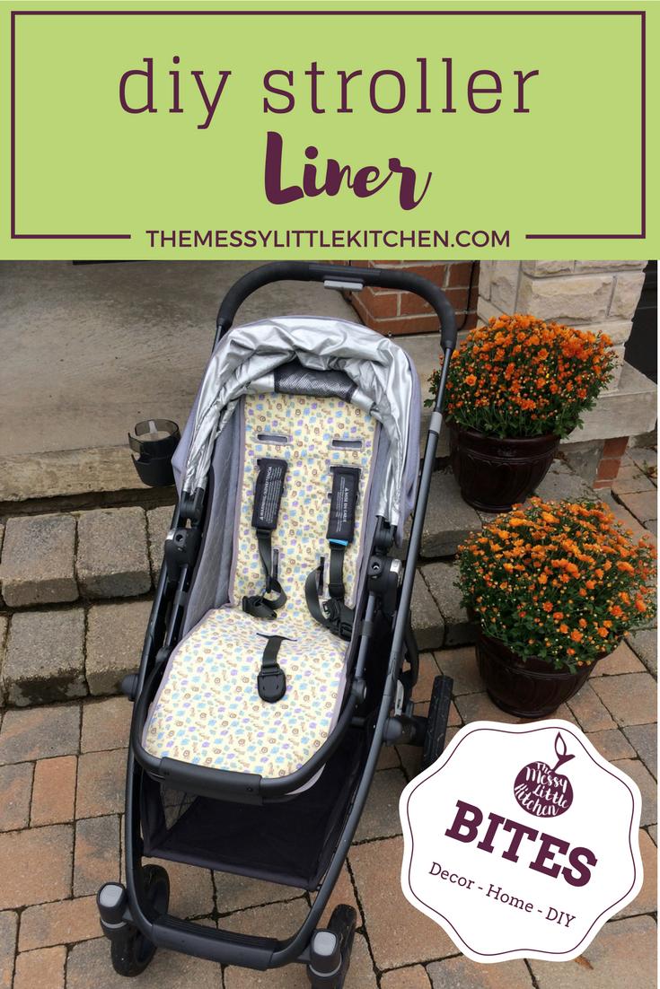 DIY Stroller Liner