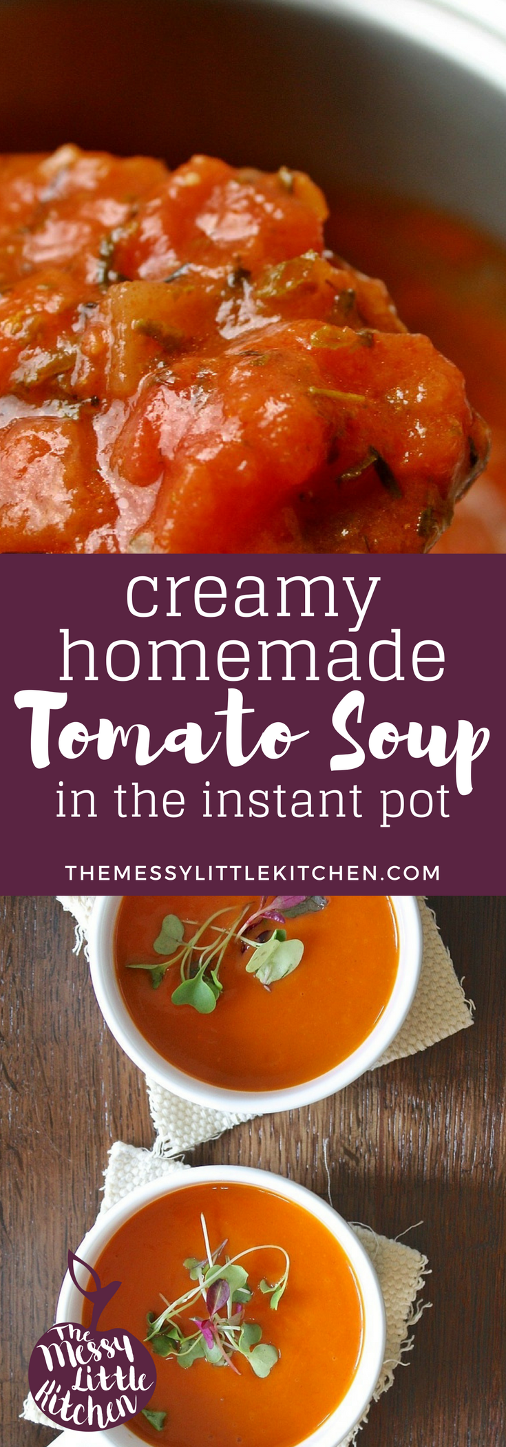 Creamy Homemade Tomato Soup in the Instant Pot tall.png