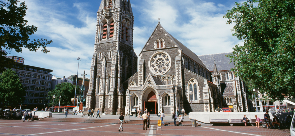christchurch cathedral working group
