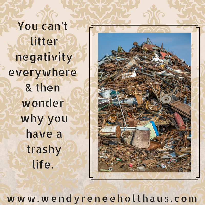 12_28_16 quote You can't litternegativityeverywhere and then wonder why youhave a trashylife..png