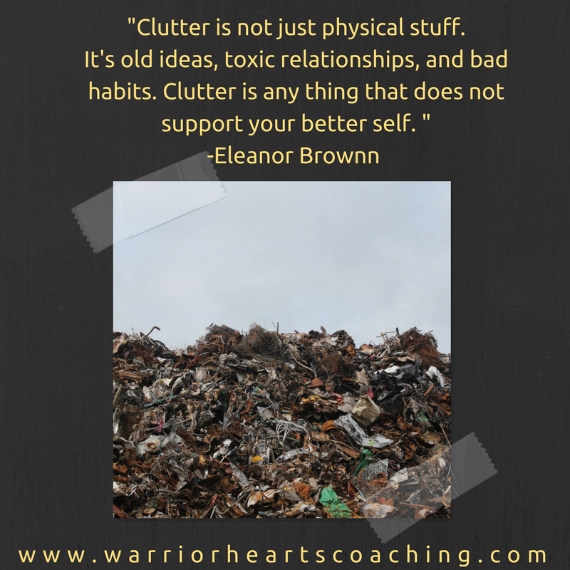 3.3.17 quote clutter is not just physical stuff. it's old ideas toxic.png