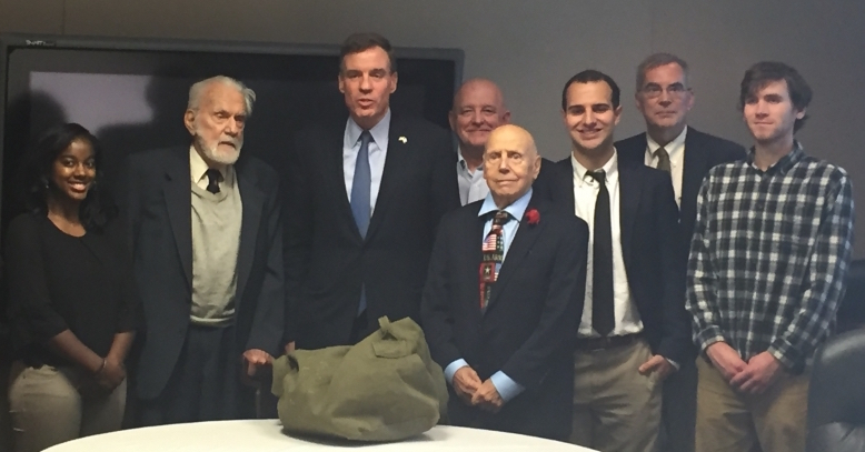 Senator Mark Warner Nickel For Your Story