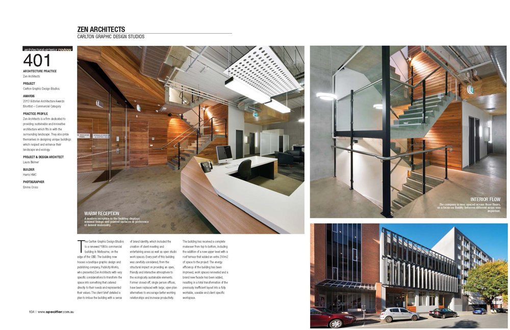 2013_Specifier Magazine_Carlton Graphic Design Studio_Front Cover.jpg