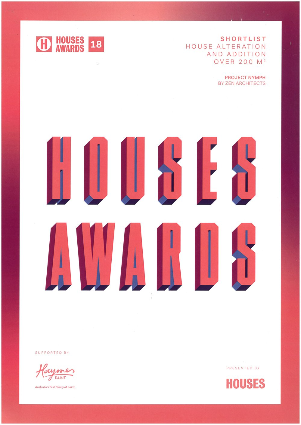 2018_Houses Awards_Shortlist_Alterations & Additions over 200m²_Project Nymph.jpg