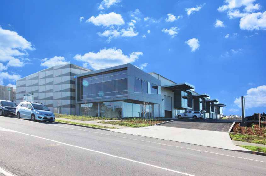 59 Corinthian Dr, Albany. Office/Warehouse Development (Gibson O'Connor Ltd)