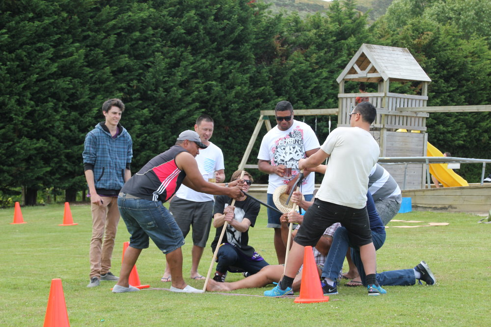 Team Building - Waiheke.JPG