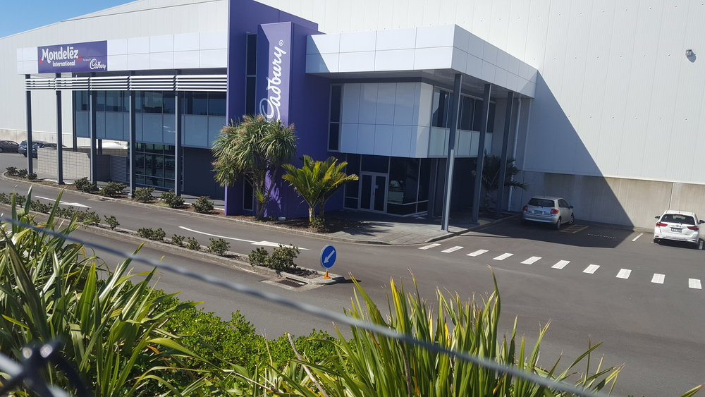 Cadbury Office, 100 Westney Rd, Mangere   (Gibson O'Connor Ltd)