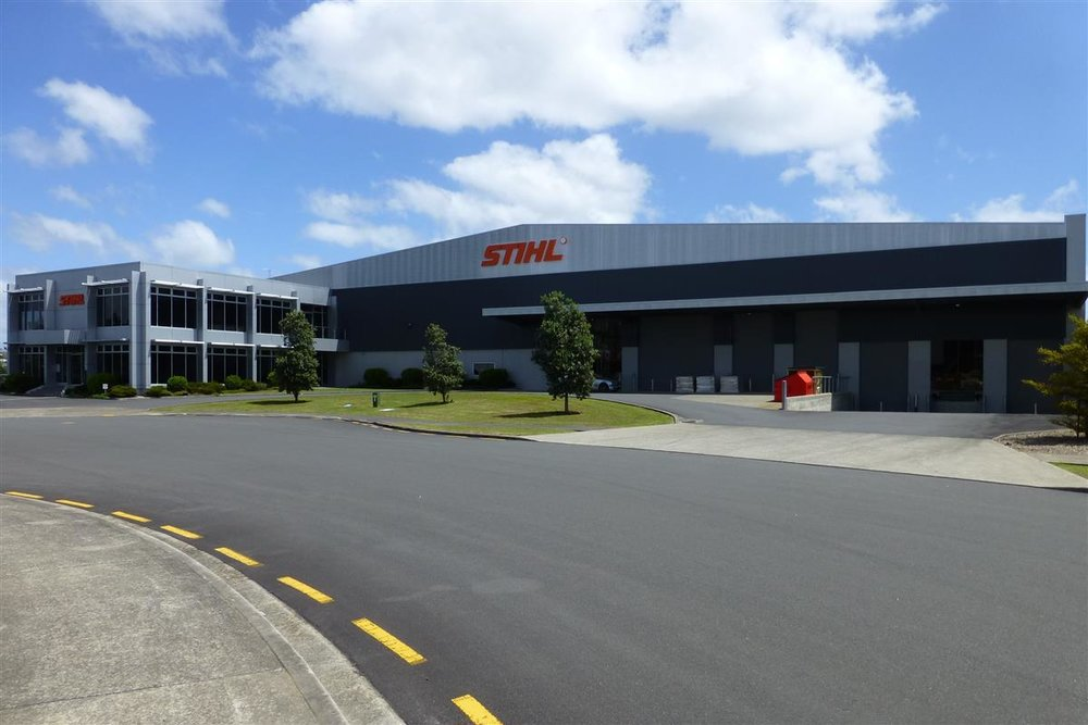 STIHL Office and Warehouse   (Gibson O' Connor)