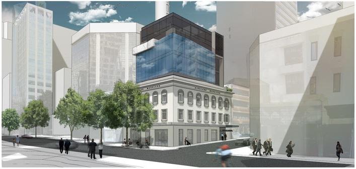 Kirkland Morrison (KM) Building   (Macrennie Construction)
