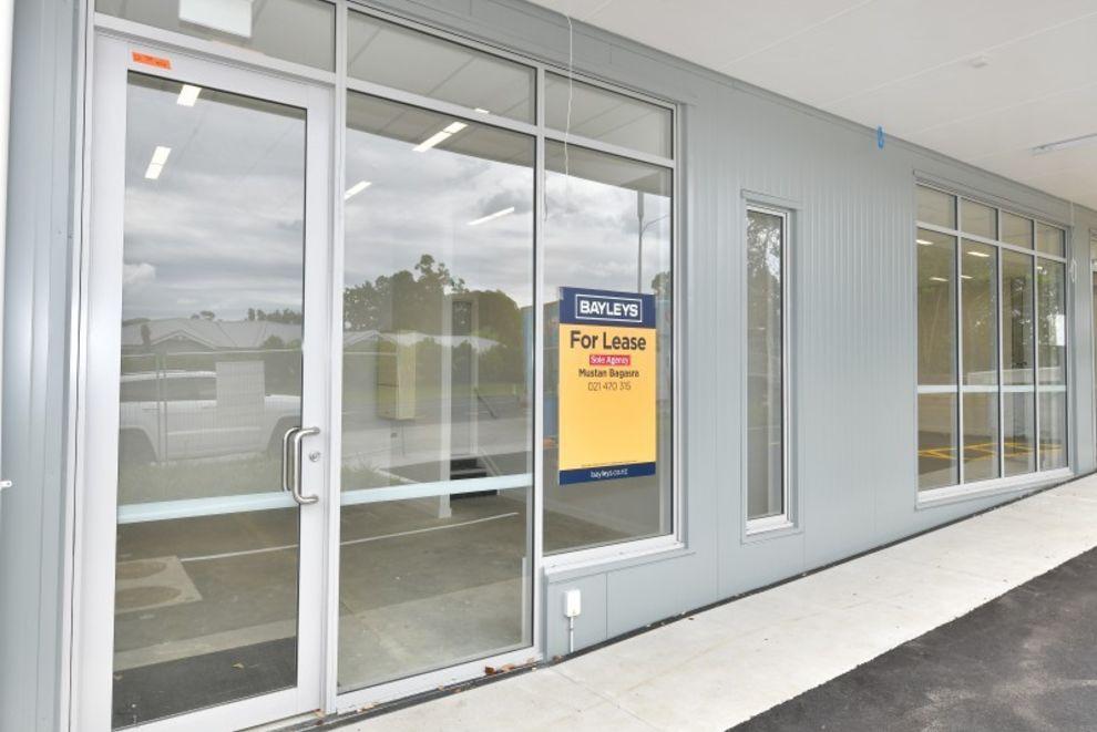 Retail Development 938 Whangaparaoa Rd   (Teak Construction)