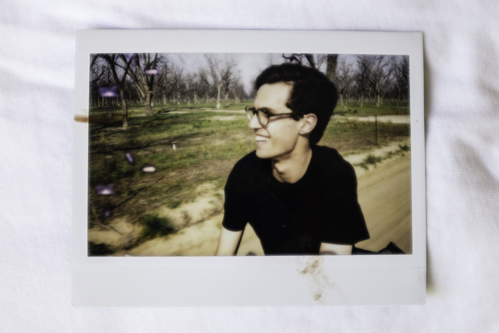 Polaroid By Elliot Ross