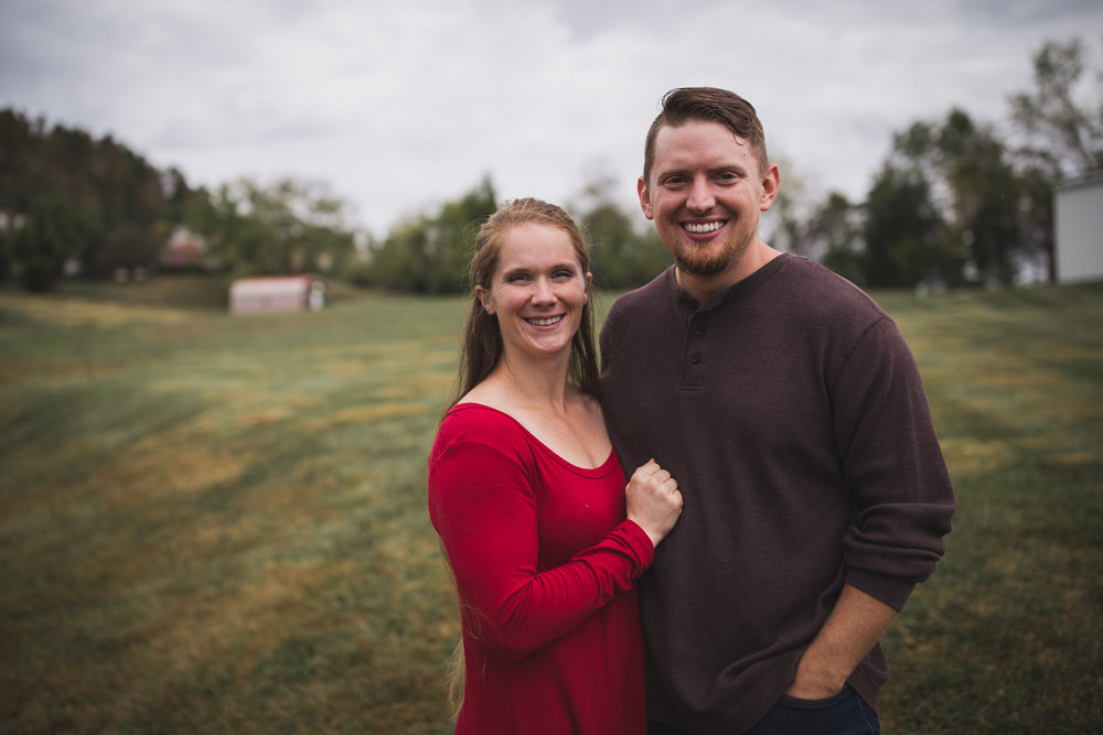 Justin + Melody Honaker  Lead Pastors  justin@lcfchurch.us
