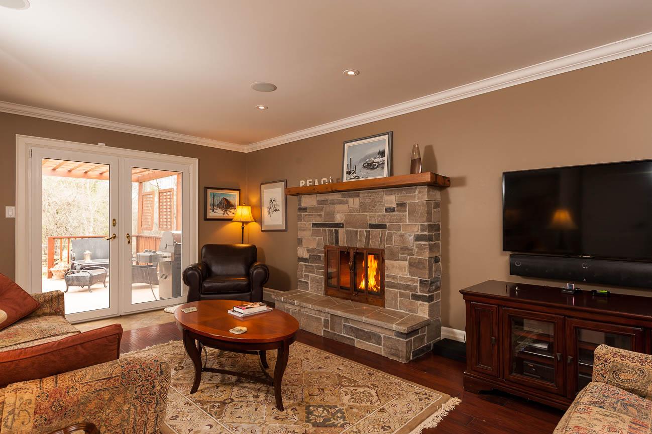 agent marketing professional fireplace photo