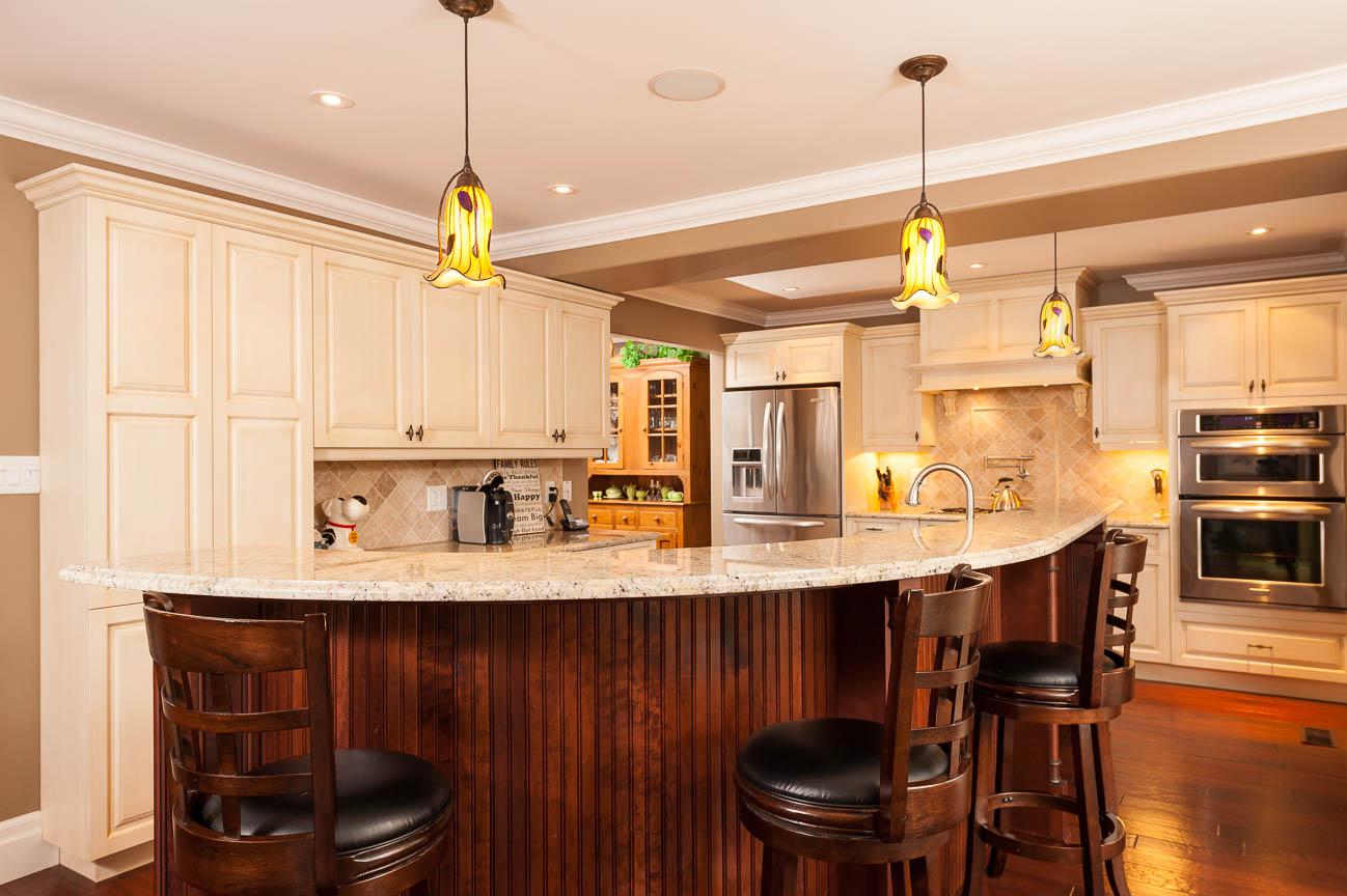 Professional interior kitchen photo