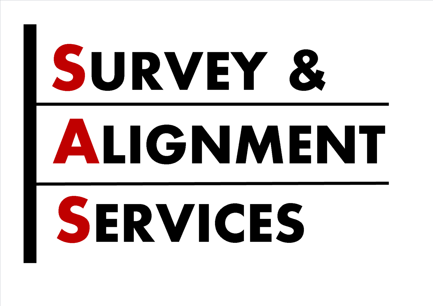 Survey & Alignment Services