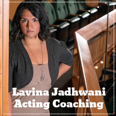 $25/hr (regularly $50/hr) on unlimited sessions of audition and/or resume coaching. To redeem and schedule an appointment, email Lavina@LavinaJadhwani.com. Please note that Lavina cannot coach auditions for projects she is casting or directing due to the conflict of interests.