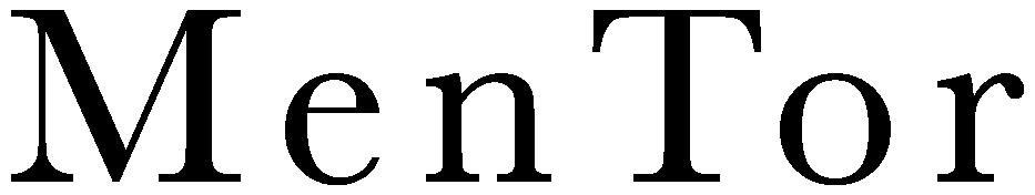 Mentor Application Logo Just Text