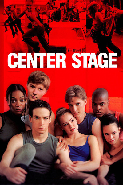 Set in a fictitious ballet school and starring real-life dancers,  Center Stage  explores the issues in the world of professional dance.