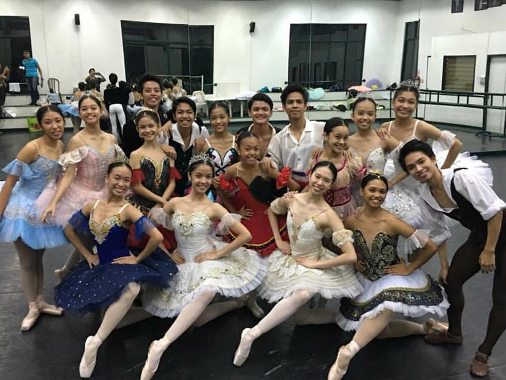 Ballet Manila's delegation to the Asian Grand Prix in Hong Kong will be competing in various age categories, ranging from Pre-Competitive to Senior divisions.