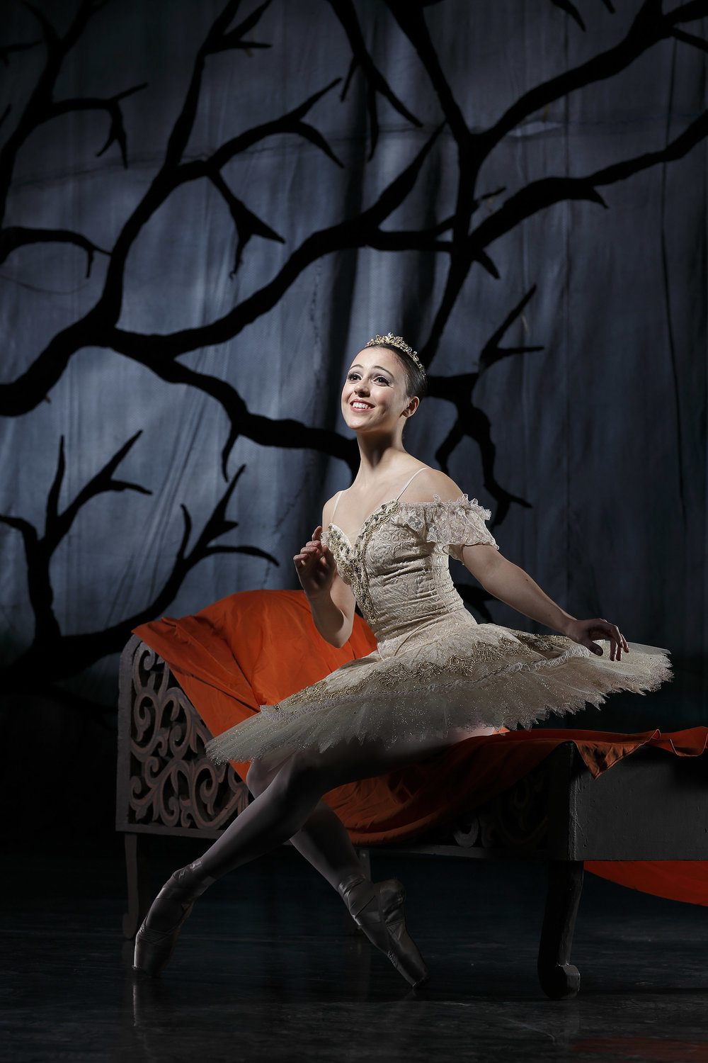 "Katherine Barkman is excited to dance as Princess Aurora in    The Swan, The Fairy and the Princess   . ""The style, the character, the music, everything about this ballet resonates with me"" she enthuses."
