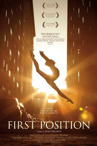 irst Position    is a documentary that follows six young dancers as they train for a rigorous competition.