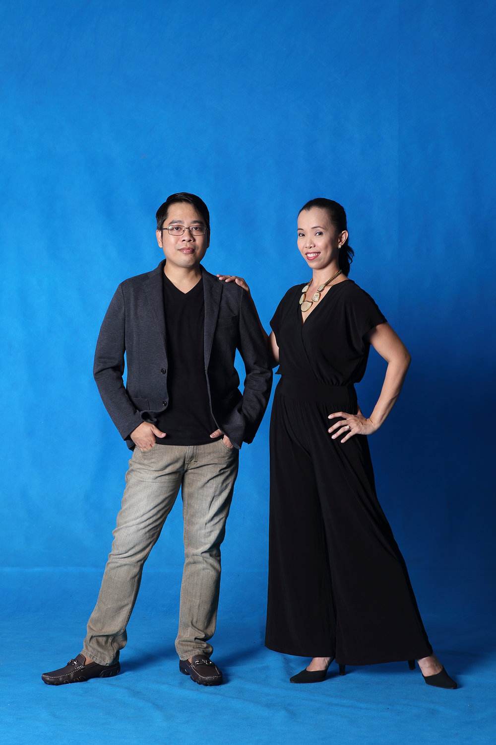 For Jonathan Janolo and Eileen Lopez, patience and love for their work are key to teaching kids at Ballet Manila.