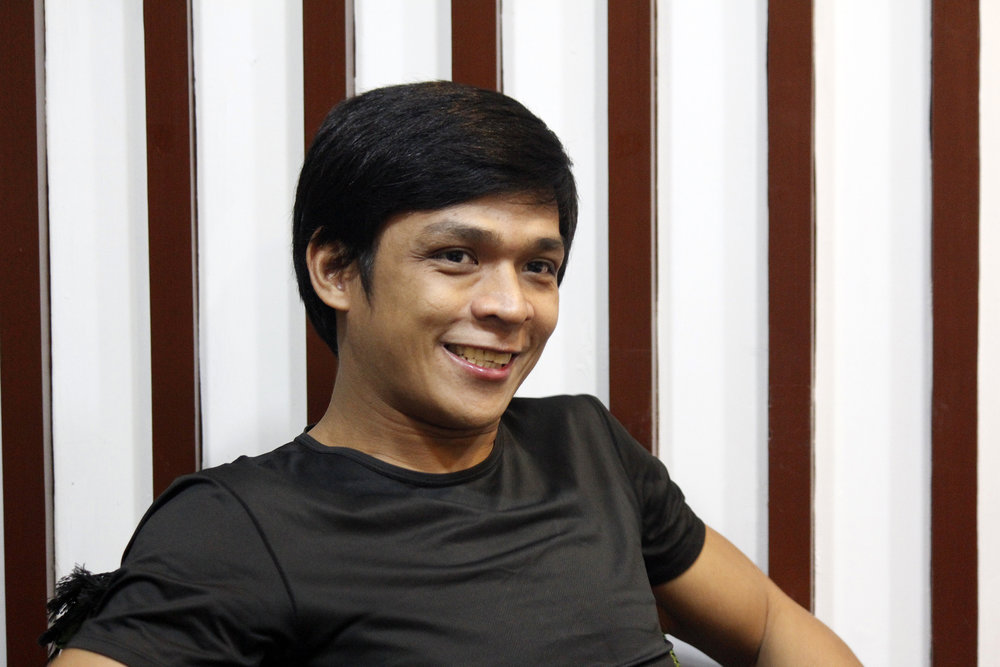 "Ballet Manila principal dancer and resident choreographer Gerardo ""Geri"" Francisco is happy to be creating a ballet version of a Filipino literary classic in    Ibong Adarna   . It is also his first full-length choreography. Photo by Jimmy Villanueva"