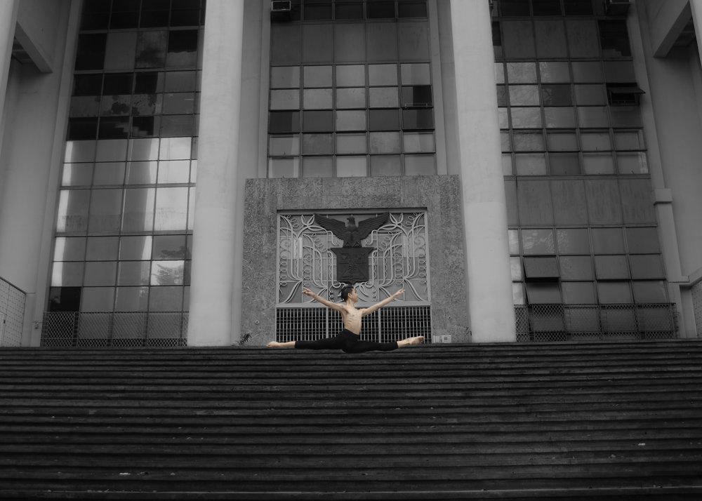 Ballet Dictionary: Grand Jeté 1 - Ballet Manila Archives