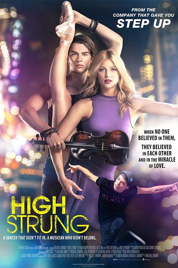 High Strung    shows viewers the hard work dancers put into their art and the sacrifices they are willing to make for it.