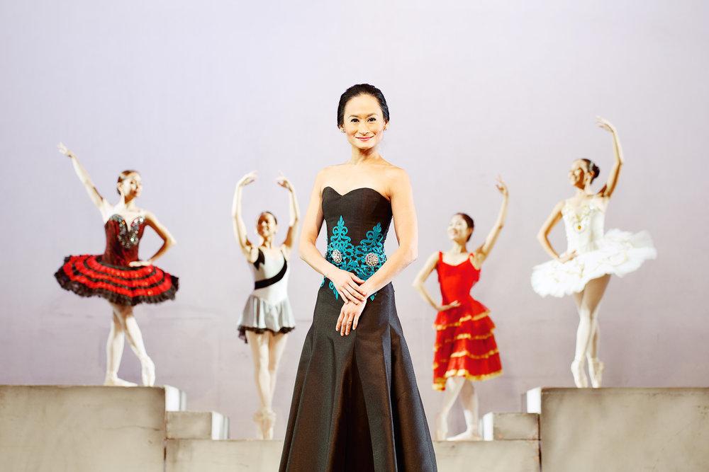 Lisa Macuja-Elizalde, Artistic Director of Ballet Manila